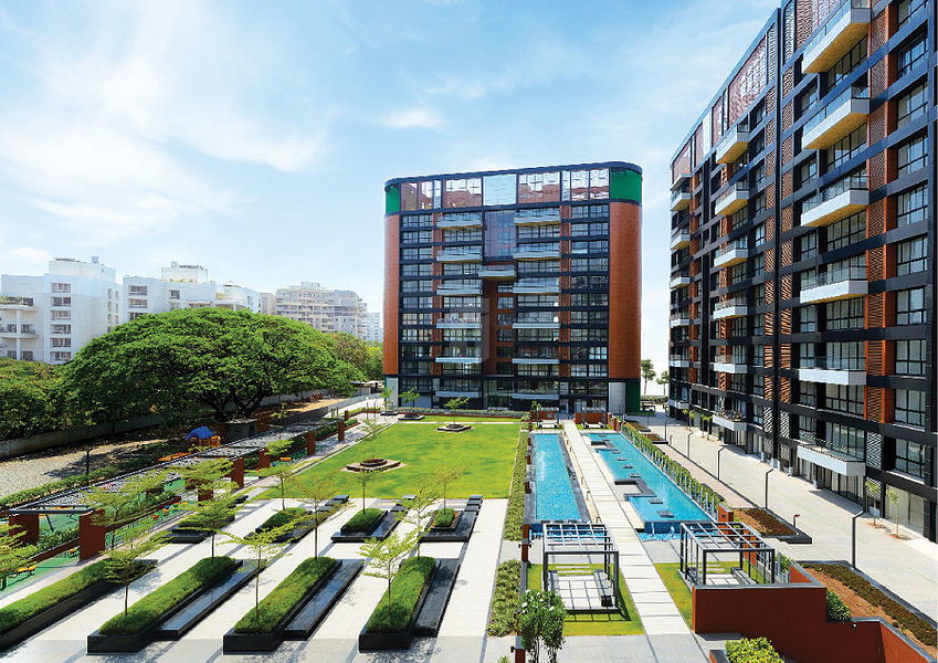 Kumar Privie Residences Sienna - Project Images
