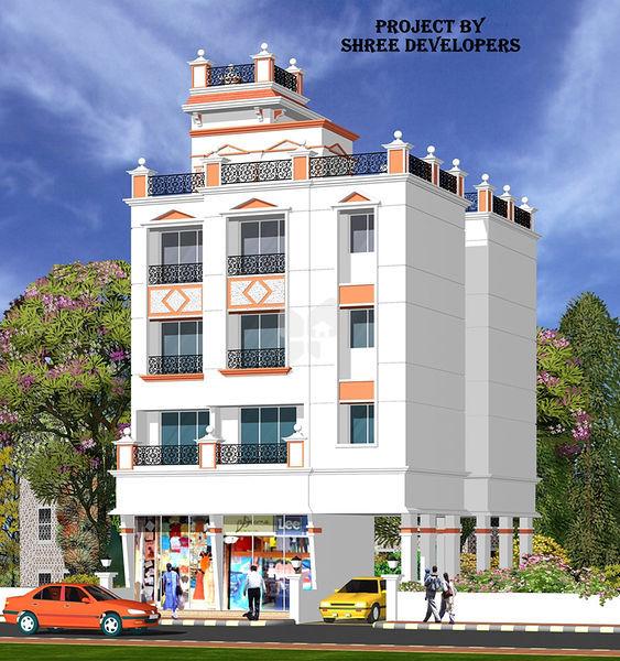 Shree Susangat Apartment - Elevation Photo
