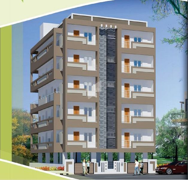BVR Vasantham - Elevation Photo