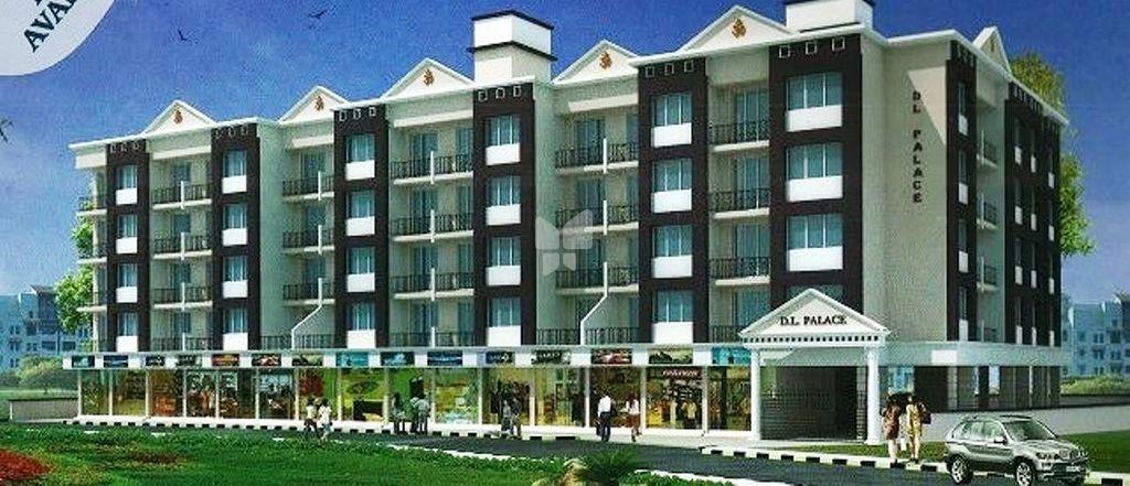 Shree Sai Samarth D L Palace - Elevation Photo