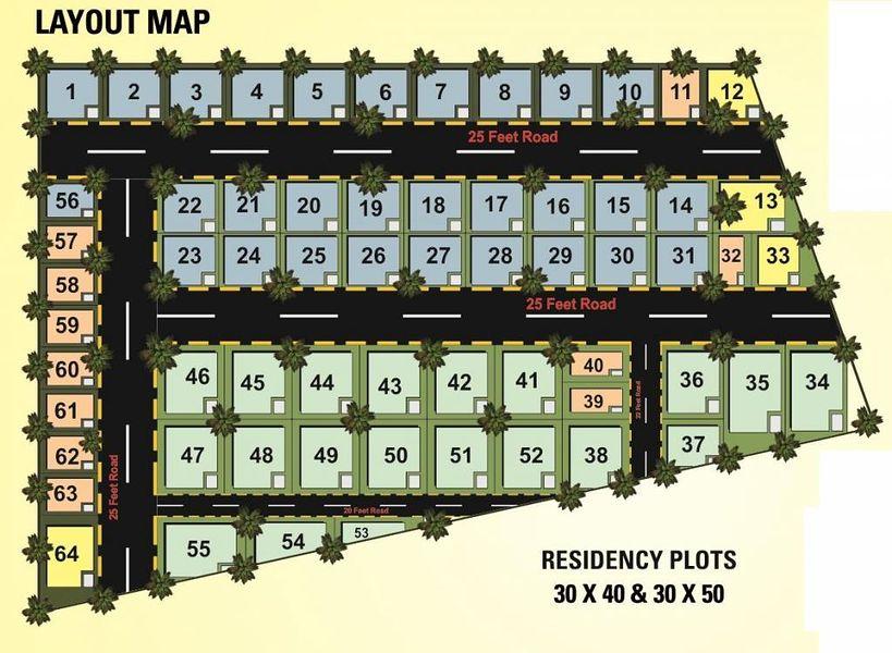 Amber Park - Master Plan