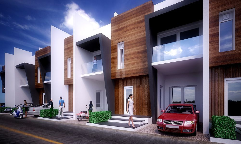 The Village - Villas - Elevation Photo