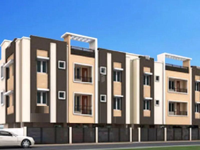 Tirupatiyar Saravana Apartment - Project Images