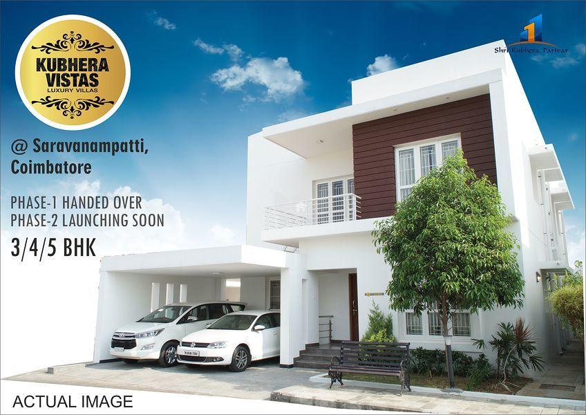Kubhera Vistas Villa In Saravanampatti Coimbatore Price