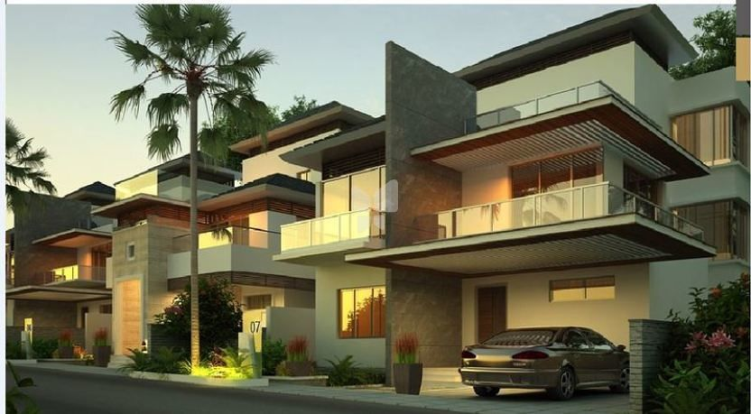 Oorjita Istana Villas - Project Images