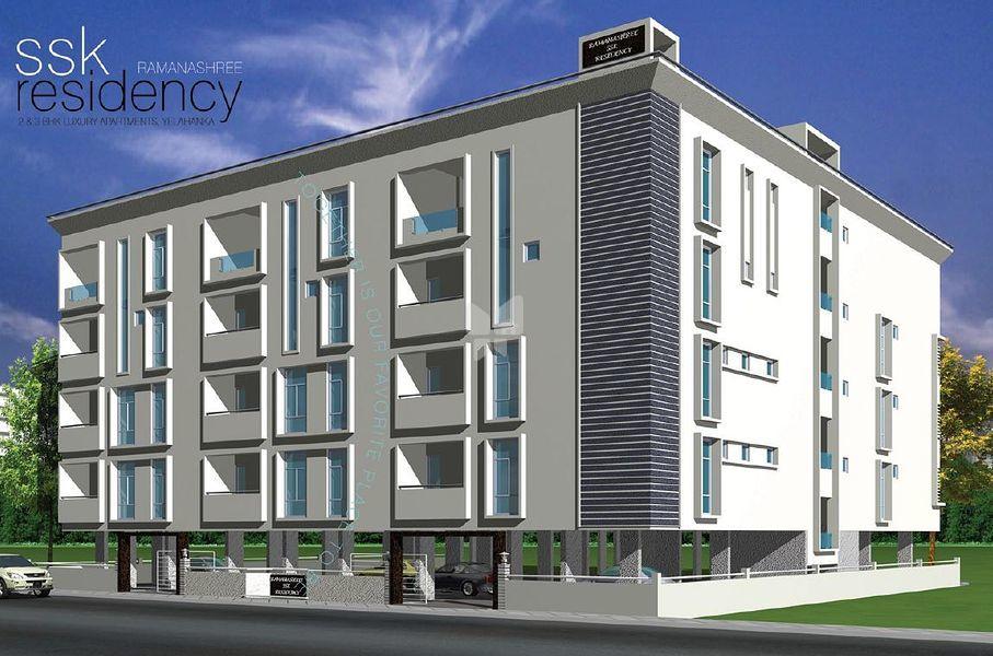 SSK Residency - Elevation Photo