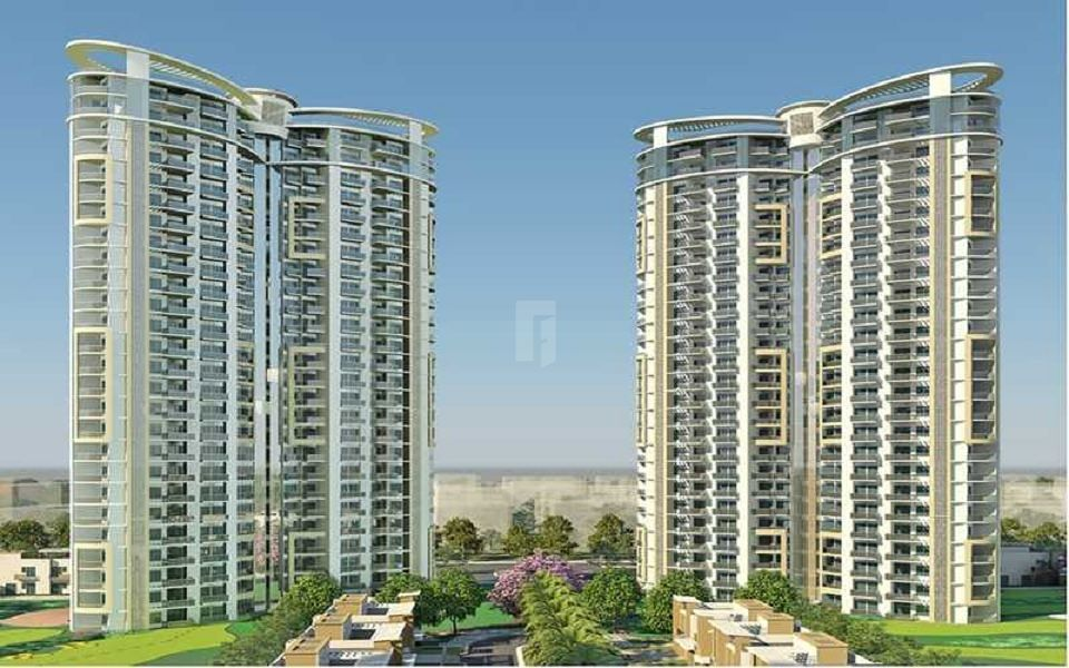 Krishna Aprameya Premium Residential Towers - Elevation Photo
