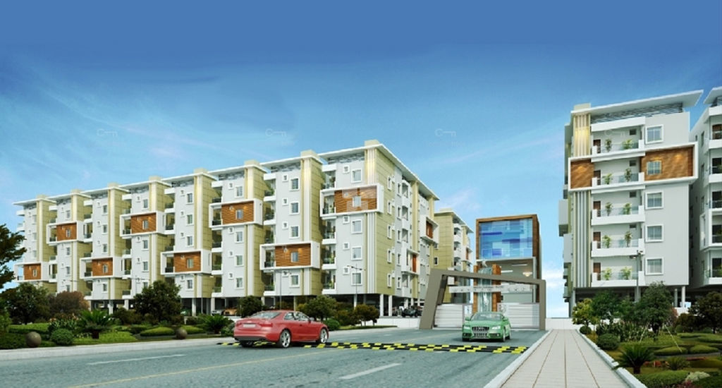 Bhandari Meadowland - Project Images