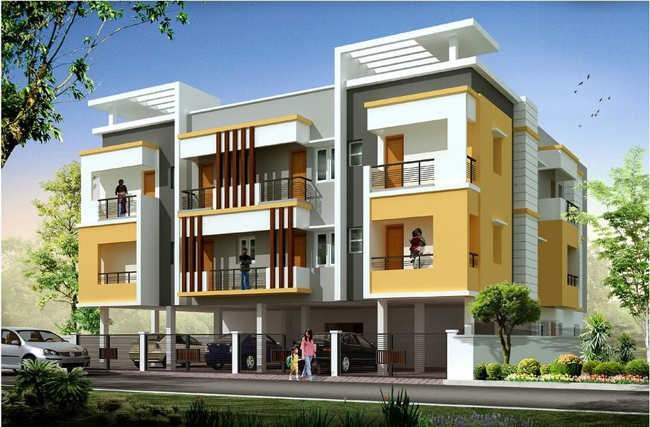Nila tech pranav in mugalivakkam chennai price floor for Design hotel chennai contact number