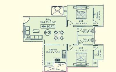 rkn-selvarani-flats-in-chengalpattu-town-wkd