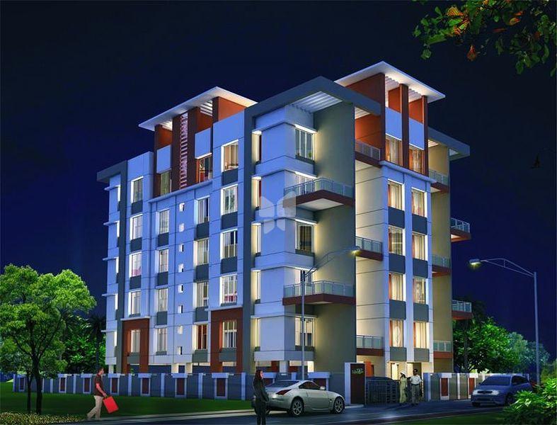Shreyas Raaga - Elevation Photo