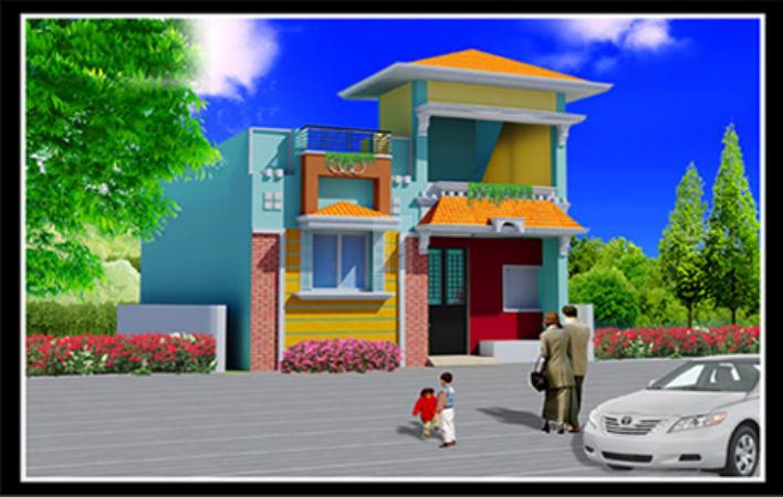 Jayabharath Classic Homes - Elevation Photo