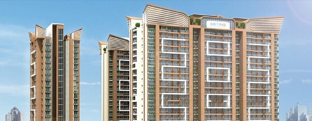 Sai Morya Metro 9 Residences - Elevation Photo
