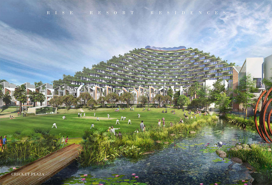 Rise Resort Residences Phase I - Project Images