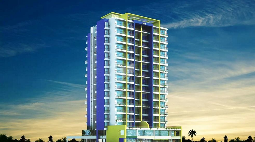 Shree Ramtanu Ganesh Tower - Elevation Photo