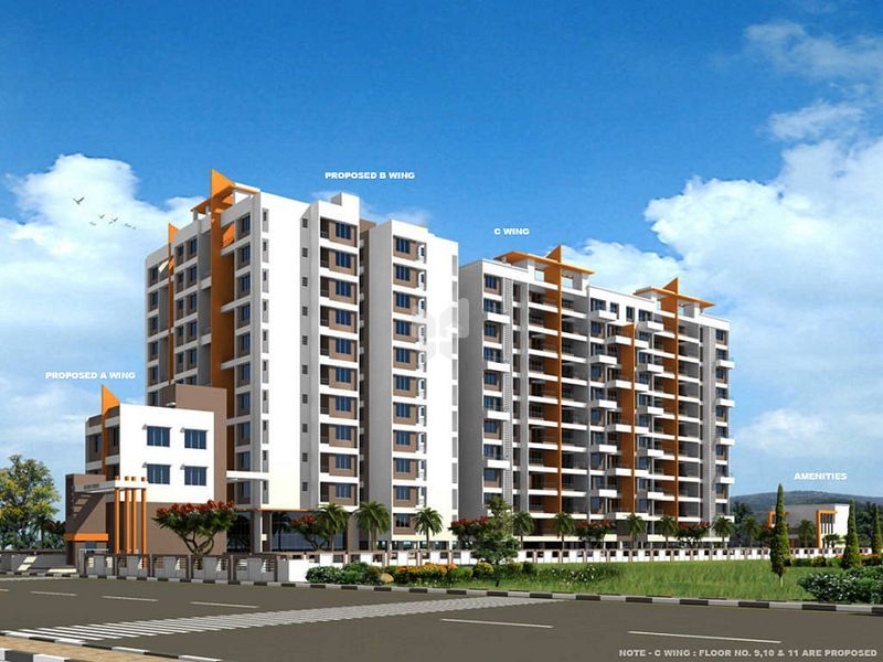 Akash Towers - Project Images