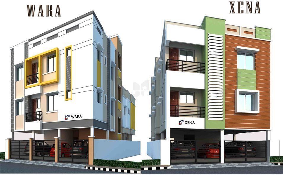 MP Wara & Xena - Project Images