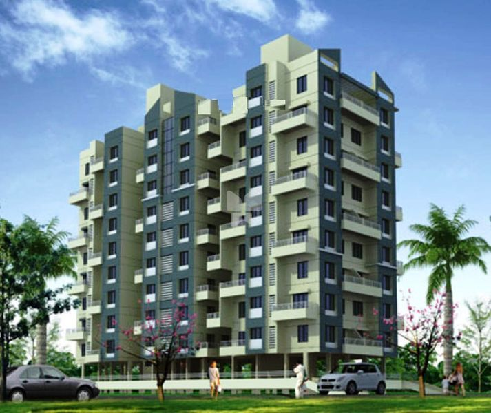 Ganesh Siddhi Towers C Wing Phase II - Elevation Photo