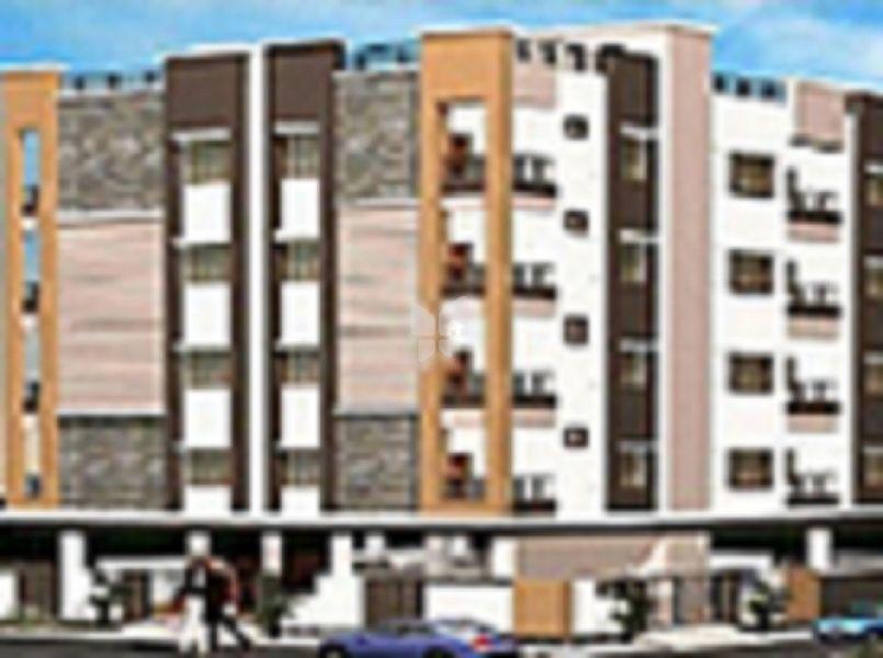 Maruti MK Residency - Elevation Photo