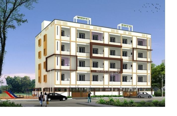 Srivanth Green View - Project Images