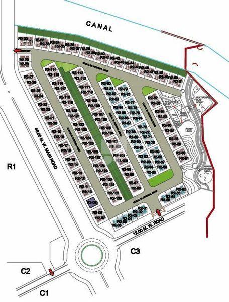 Sairung Avenue - Master Plans