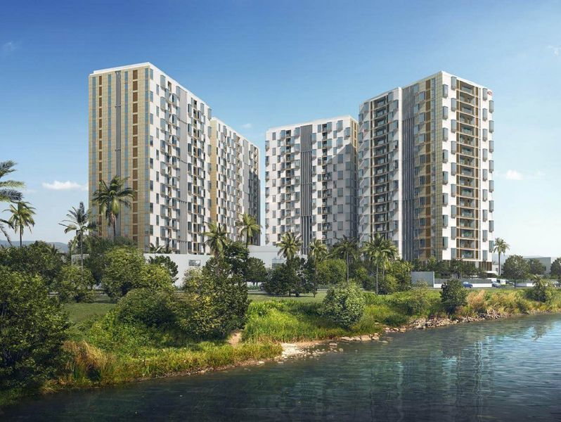 Appaswamy Clover By The River - Project Images