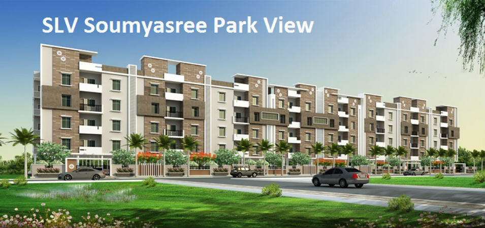 SLV Soumyasree Park View - Elevation Photo