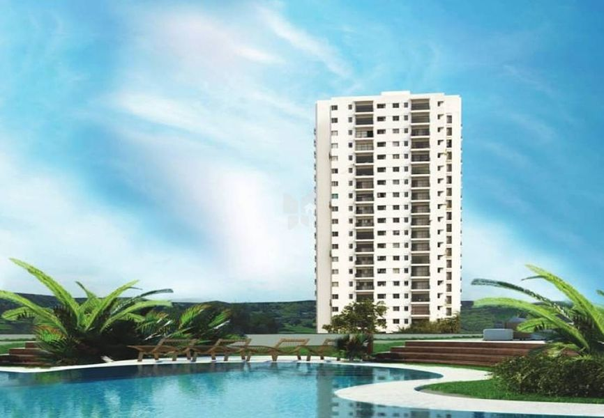 PBEL Turquoise Towers - Elevation Photo
