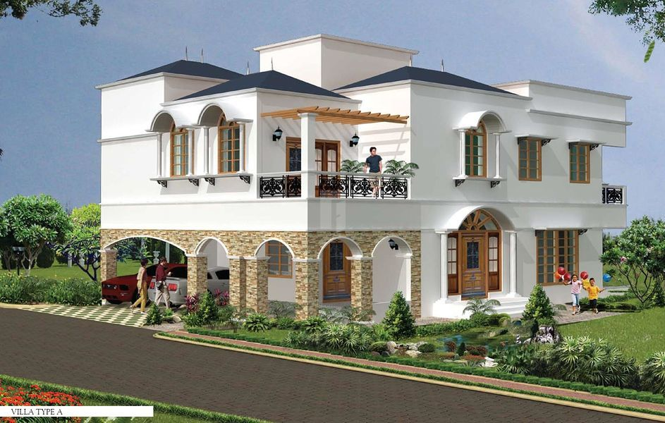 Prestige Royal Woods - Elevation Photo