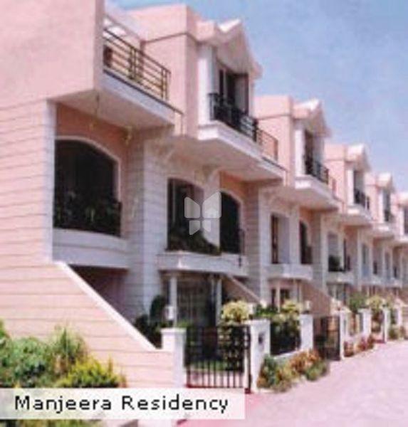 Manjeera Residency - Elevation Photo