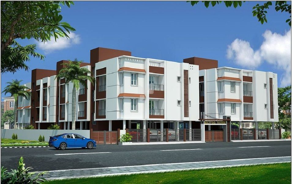 Edgepoint Manapakkam - Elevation Photo