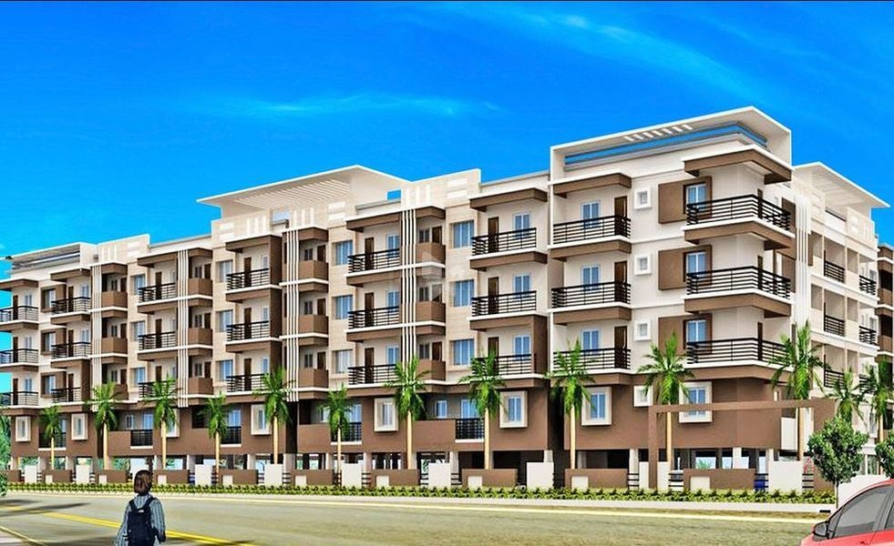 Horamavu Bangalore Map SLV Nakshatra in Horamavu, Bangalore by SLV Infrastructures   Get