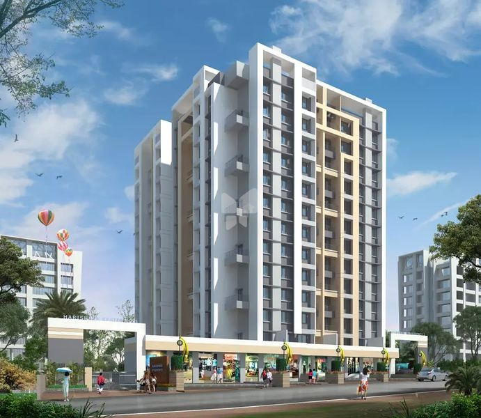 Harishree Residency - Project Images