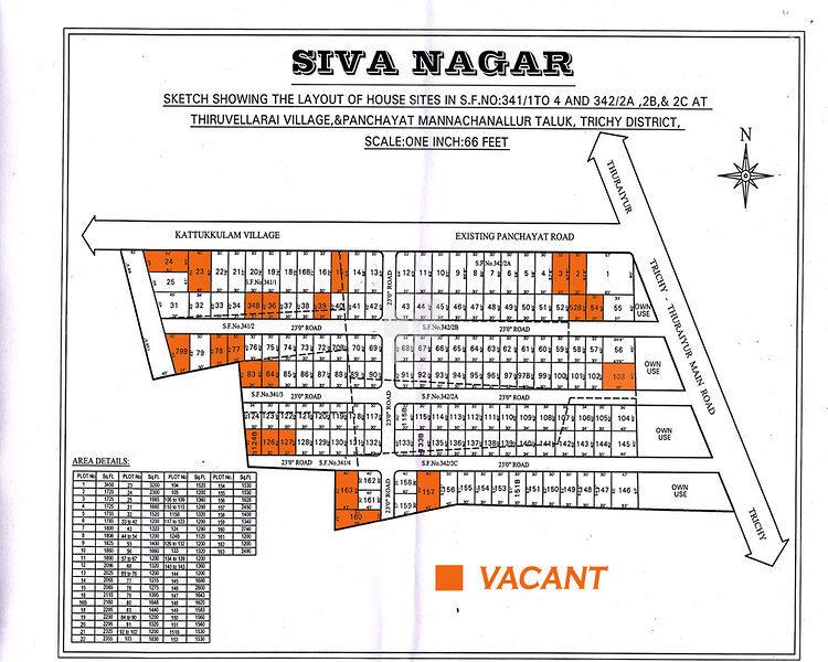 Lion City Siva Nagar - Master Plans