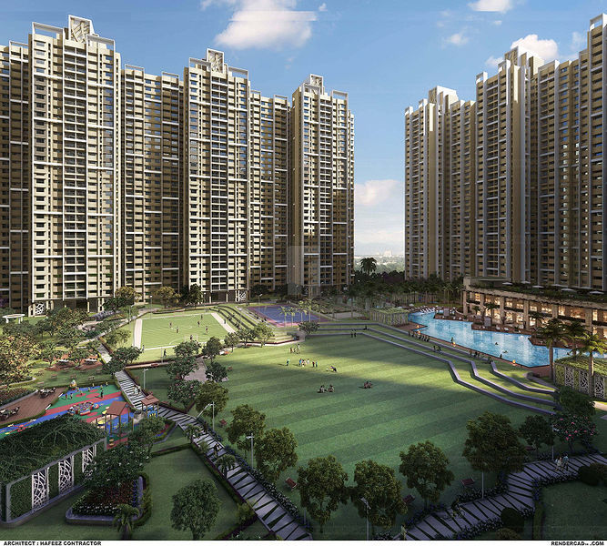 Indiabulls Park 4 - Project Images