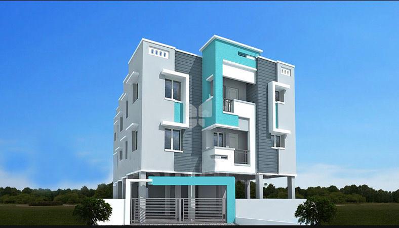 Aravind Vinayaga - Elevation Photo