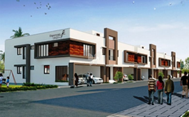 Espeeyare Prapavi Duplex Home - Elevation Photo