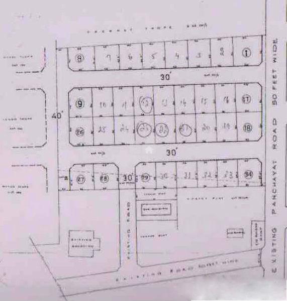ABI Kanimozhi Aravindan Nagar - Master Plans
