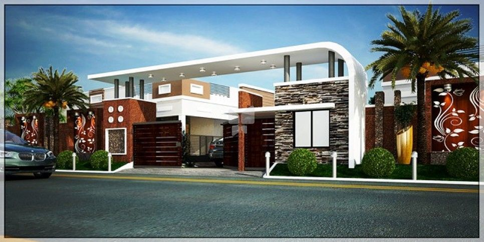 KPN Sri Saibaba Nagar - Elevation Photo