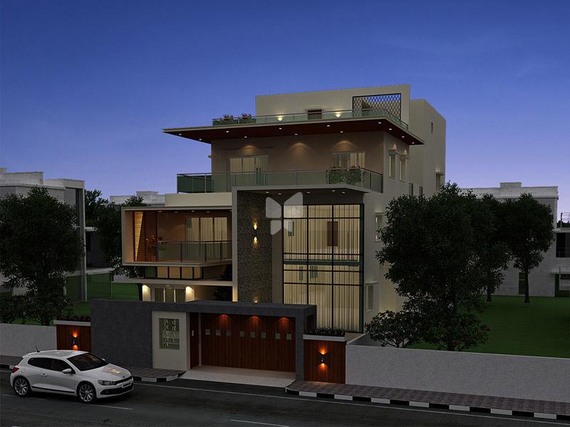 Independent Villa At Gopalapruram - Elevation Photo