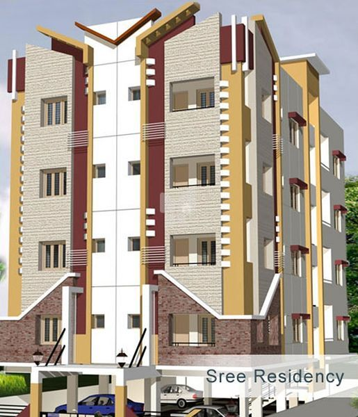 CMG Sree Residency - Project Images