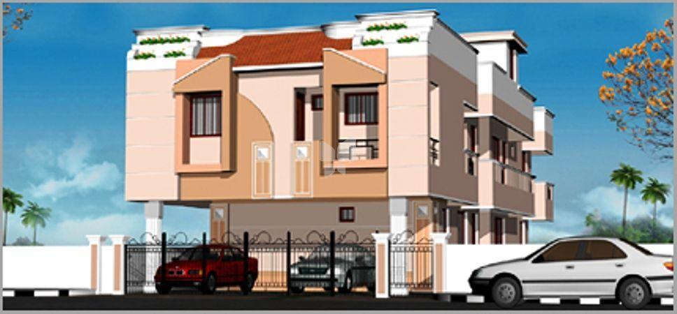 Vinodh Natesan Nagar - Project Images