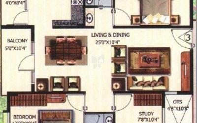 vasudhaa-raja-gruha-in-hsr-layout-7th-sector-floor-plan-2d-q2e