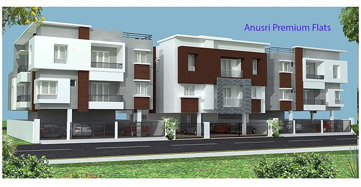 Anusri Premium Flats - Project Images