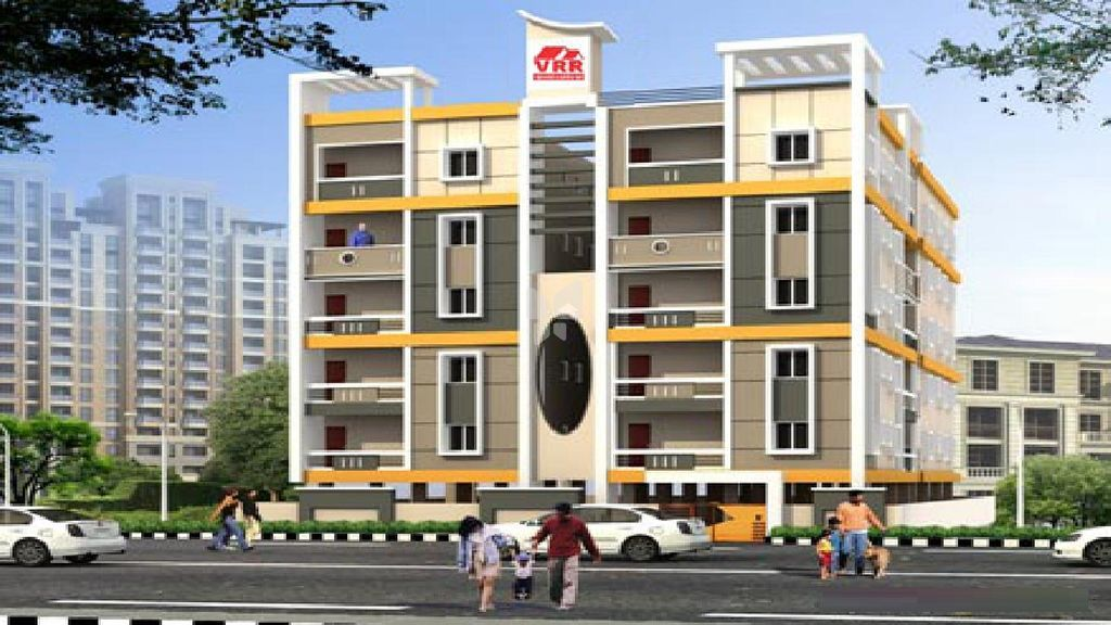 VRR Apartment Nagaram - Elevation Photo
