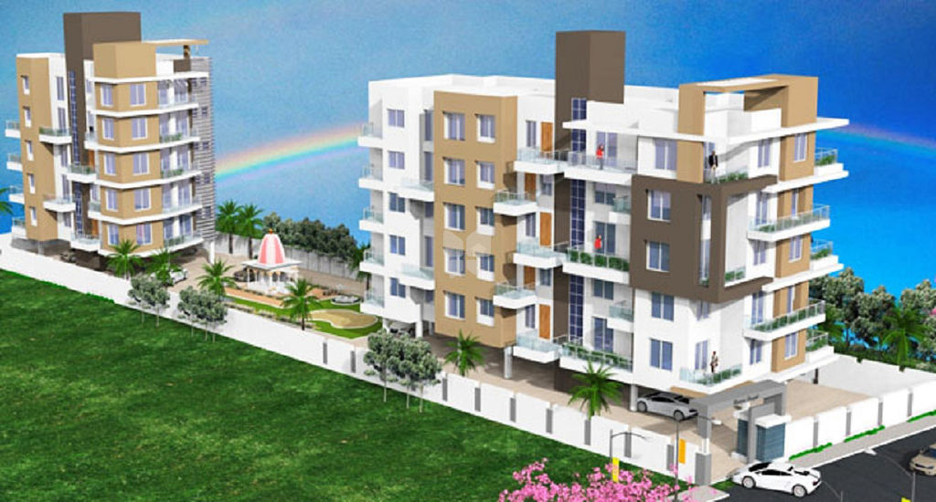 Om Rutuja Heights - Project Images