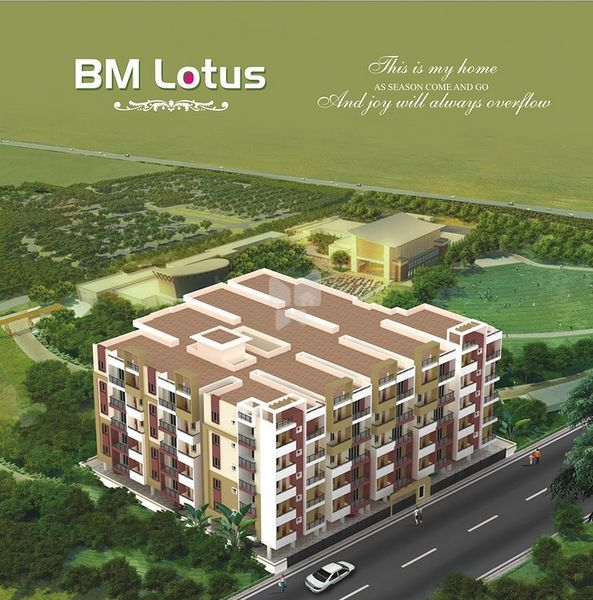 BM Lotus - Elevation Photo