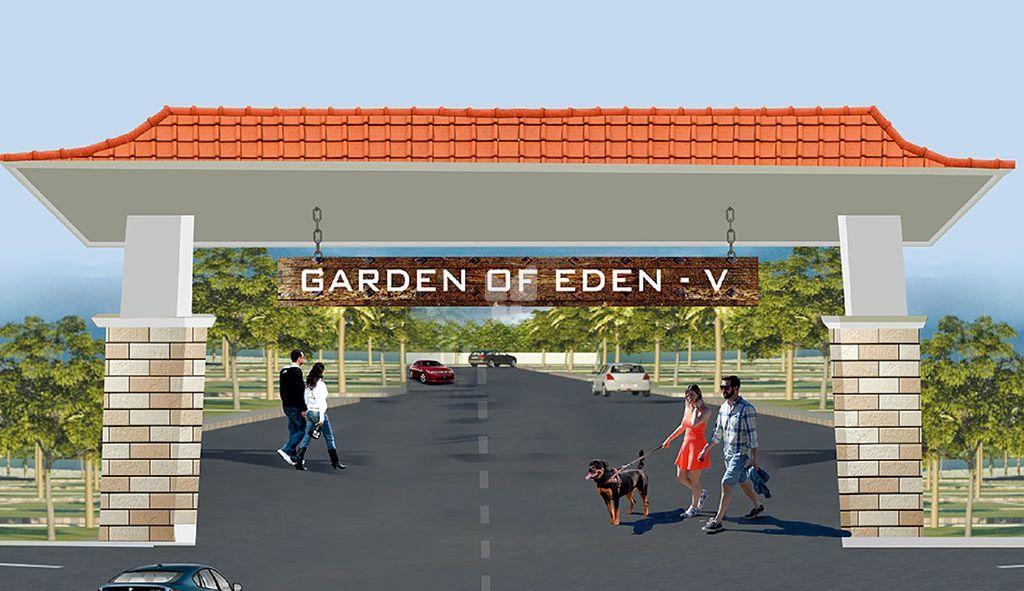 Garden Of Eden V - Project Images
