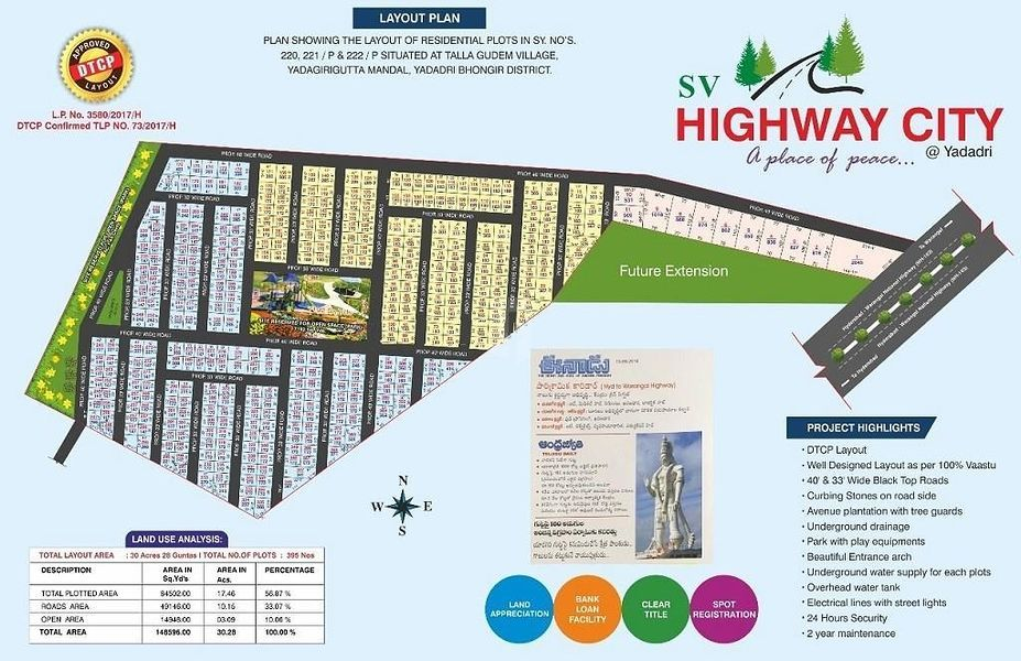 SV Highway City - Master Plans