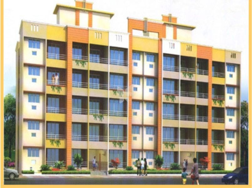 Radhey Pushpa Narayan Complex - Elevation Photo
